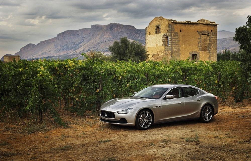 Maserati 100years Collection Photographer: René Staud